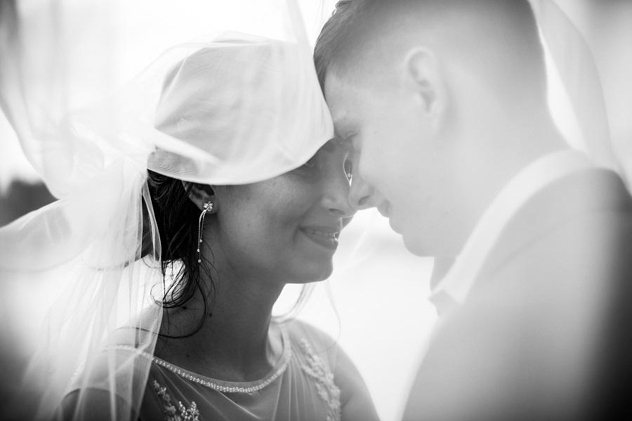 свадебное love story